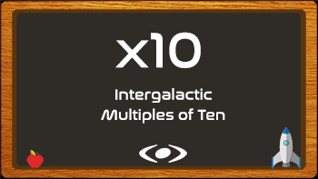 Multiples Of Ten